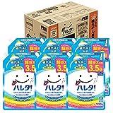 【ケース販売 大容量】トップ ハレタ 洗濯洗剤 液体 詰め替え 1250g×6個