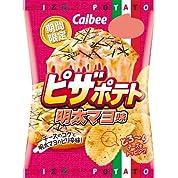 カルビー ピザポテト明太マヨ味 70g×12個