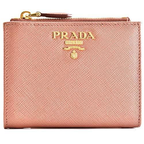 PRADA(プラダ) 財布 二つ折り 二つ折り財布 ミニ財布...