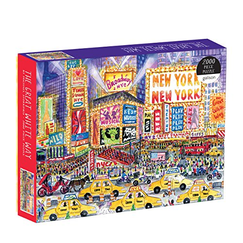 Michael Storrings The Great White Way 2000 Piece P...