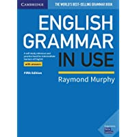English Grammar in Use Book with Answers: A Self-study Refer…