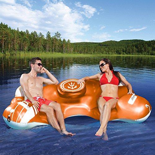 Inflatable Swimプラットフ...