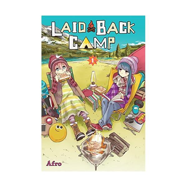 Laid-Back Camp, Vol. 1の商品画像