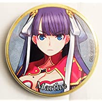 FateGo Fate/grand order FGO コレクション 冬祭り 缶バッジ 霊基召喚缶バッジ マルタ