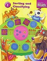 Math, Grade K Chapter Book: Harcourt School Publishers Math California (Math 02 Y010)