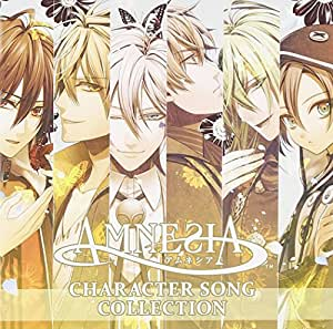 AMNESIA CHARACTER SONG COLLECTION