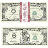 100 count Banded Lady Libery Million Dollar Bills By AAC [並行輸入品]