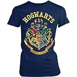Plastic Head Women's Harry Potter Crest GTS T-Shirt