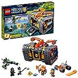【Amazon.co.jp限定】レゴ(LEGO) ネックスナイツ アクセルの移動武器庫 72006