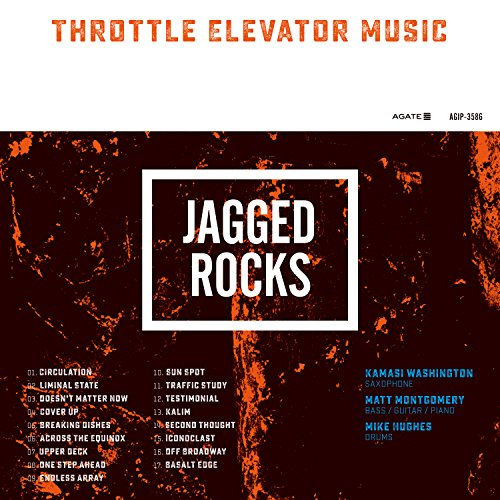 [画像:Jagged Rocks featuring Kamasi Washington]