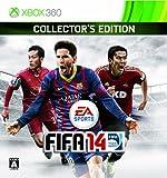 アディダス スポーツ 【Amazon.co.jp限定】FIFA 14 ワールドクラスサッカー Collector's Edition (特製 adidas® EA SPORTSTM グライダーボール&スチールブックケース&DLC各種 同梱) - Xbox360