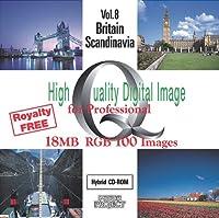 High Quality Digital Image Vol.8 GreatBretain / Scandinavia