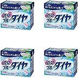 【まとめ買い】消臭ブルーダイヤ 洗濯洗剤 粉末 0.9kg【×4個】