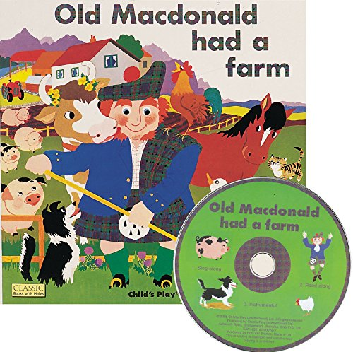 Old Macdonald Had A Farm (Classic Books With Holes):Cd + Book Setの詳細を見る