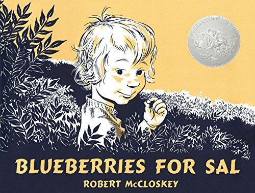 Blueberries for Sal (Viking Kestrel picture books)の詳細を見る