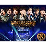 LIVE TOUR 2017 MUSIC COLOSSEUM(Blu-ray Disc2枚組)