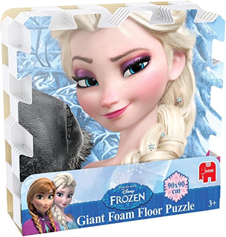 Disney Frozen Mega großes Bodenpuzzle 9 Teile