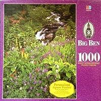 Mt. Rainier National Park, WA 1000 Piece Puzzle