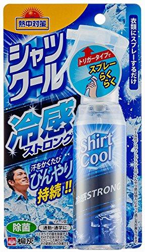 熱中対策 シャツクール冷感ストロング100ml