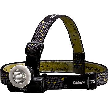 GENTOS(ジェントス) LED ヘッドライト リゲル GTR
