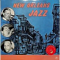 NEW ORLEANS JAZZ[GEORGE BRUINIES][LP盤]