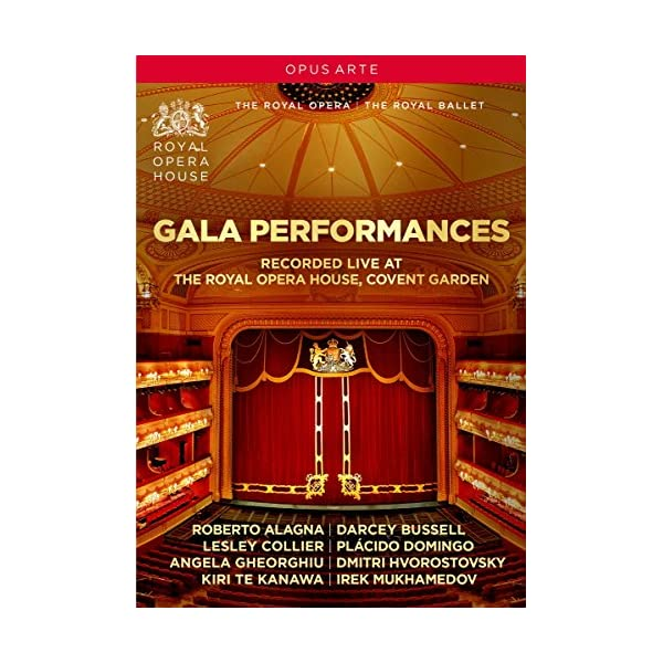 Gala Performances [DVD] ...の商品画像