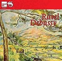 Ravel; Debussy: Melodies by Stutzmann (2013-11-19)