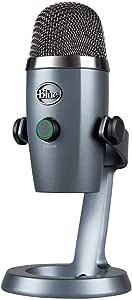 Blue Microphones Yeti Nano USB コンデンサー マイク Shadow Gray イエティ ナノ シャドー グレー BM300SG 国内正規品 2年間メーカー保証