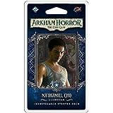 Fantasy Flight Arkham Horror Nathaniel Cho Guardian Investigator Starter Deck Card Game