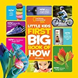 National Geographic Little Kids First Big Book of How (National Geographic Little Kids First Big Books) (English Edition) 画像