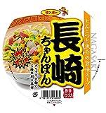 サンポー食品 長崎ちゃんぽん 98g×12個