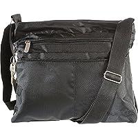 Suvelle Lightweight Classic Travel Everyday Crossbody Bag Multi Pocket Shoulder Handbag 1905