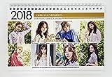少女時代 2018.2019年 2年分 卓上カレンダー