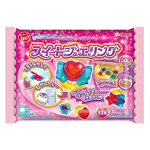 スイートジュエリング 8入 食玩・手作り菓子