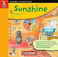 SUNSHINEClass3. 3. Schuljahr. CD-ROM Win 98 SE, ME,2000, XP, Vista
