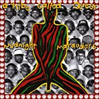 Midnight Marauders by TRIBE CALLED QUEST (2003-09-01)