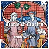 Marie et Marion by Anonymous 4 (2014-04-08)