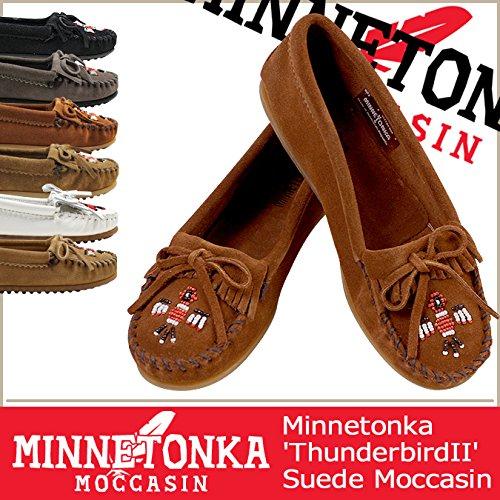 (ミネトンカ)MINNETONKA 601T THUNDERBIRD 2 サンダーバード2 US5.5(約22.0-22.5cm) Grey(601T)(並行輸入品)