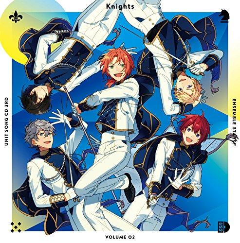 [画像:あんさんぶるスターズ! ユニットソングCD 3rdシリーズ vol.2 Knights Single, Maxi]