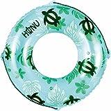 ドウシシャ 浮き輪 ホヌグリーン 100cm