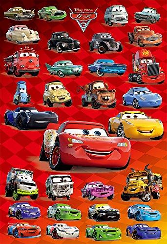[해외]96 조각 어린이 퍼즐 자동차 3 꿈을 향해! 어린이 퍼즐/96 Piece Children`s Puzzle Cars 3 For the Dream! Children Jigsaw Puzzle