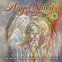 Angel Spirits 2020 Calendar: The Art of Sulamith Wulfing