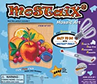 Mostaix Ribbon Series Fruit (Silver)