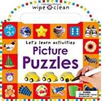 Picture Puzzles (Wipe Clean)