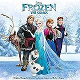 Frozen-The Songs by FROZEN / DIE EISKOENIGIN O.S.T. (2014-09-02)