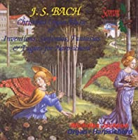 Christmas Organ Music by J.S. BACH (2001-11-27)