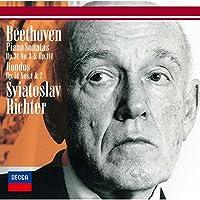 ベートーヴェン:ピアノ&ソナタ第18番&第28番、他