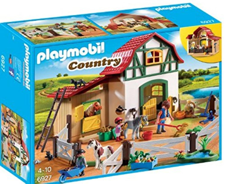 PLAYMOBIL 6927 - Ponyhof [並行輸入品]