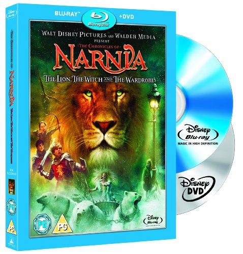 Narnia LWW BD COMBI Retail DC [Blu-ray] [Import anglais]