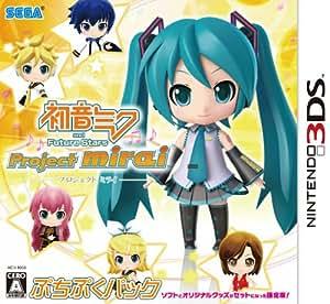 初音ミク and Future Stars Project mirai ぷちぷくパック(限定版)